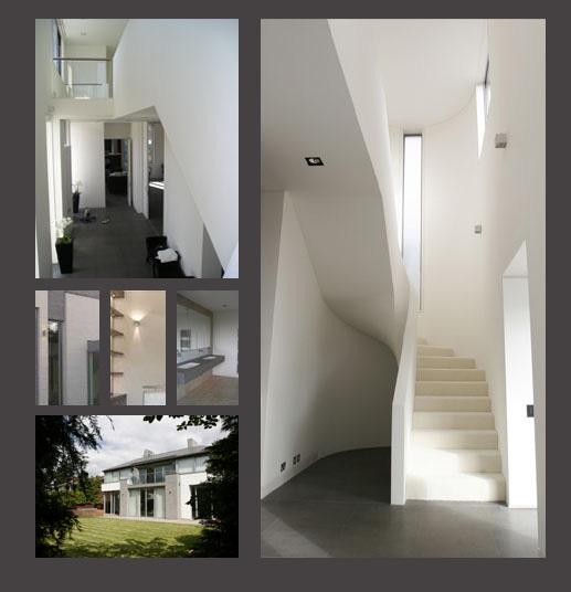 MILU Architecture Interior Design CV of ExperienceNew House Essex